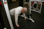 Barbell Push-UpI