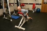 Chest Supported DB Rows II